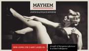 Post image for Mayhem at the Justice Museum | Friday May 2